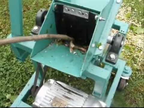 Costruire un trituratore per compostaggio - Fai da te OffGrid