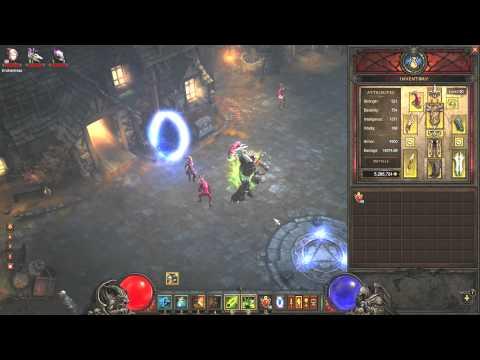 Diablo 3 Zombie Dogs 1.0.4 Scaling Explained