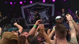 Download Lagu Bad Wolves- Zombie (Carolina Rebellion) Gratis STAFABAND