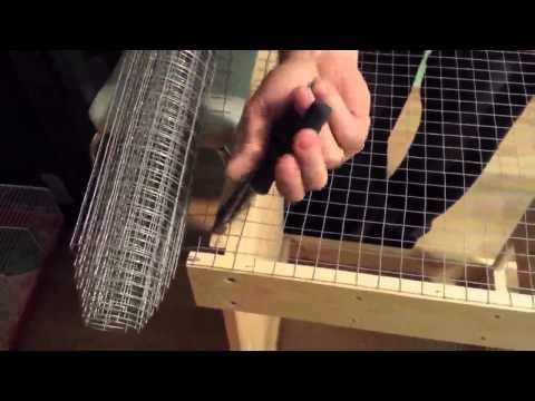 Как правильно сделать клетку для шиншиллы своими руками