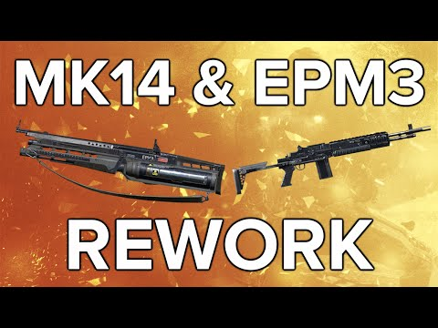 Advanced Warfare In Depth: MK14 & EPM3 Rework