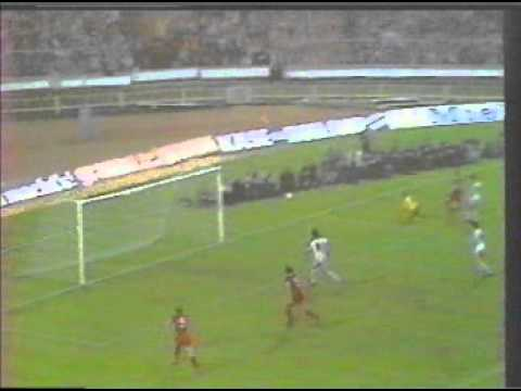 Kenny Dalglish Goal - Liverpool 1 FC Bruges 0 - 1978 European Cup Final (10/5/78)