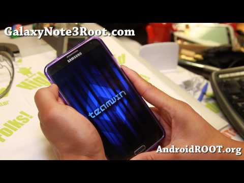 How to Wifi Tether FREE on Sprint Galaxy Note 3!