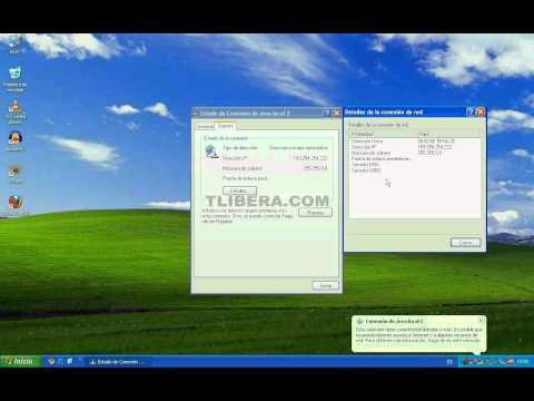 2-Configuracion del Access Point Wifi Tplink en modo cliente - Window XP