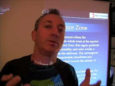 Ocean & Atmosphere - Intertropical Convergence Zone