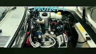 PROJECT 4 Rotary 13b twin turbo mazda rx4