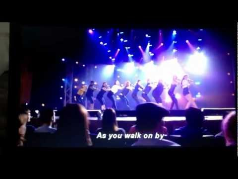 Pitch Perfect Bellas Final Performance FULL (lyrics)