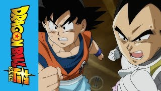Dragon Ball Super - Official Clip - We Have to Wait?
