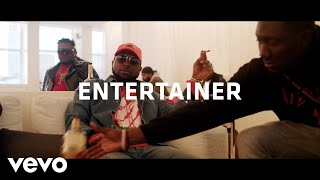 CDQ, Davido - Entertainer