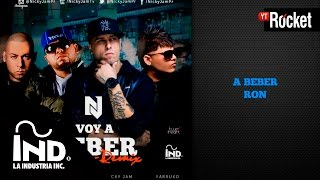 Download lagu Nicky Jam - Voy a Beber Remix 2 Ft Ñejo, Farruko y Cosculluela | Video Con Letra | Reggaeton 2014