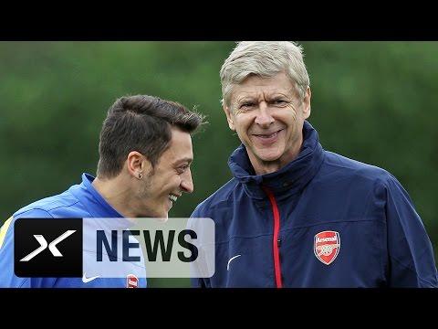Mesut Özil trifft mit Rechts! Arsene Wenger überrascht | AFC Bournemouth - FC Arsenal 0:2