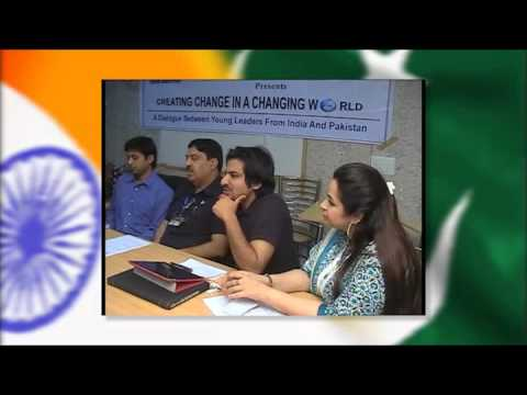 PAD Talk - A Dialogue Between Young leaders from  India & Pakistan