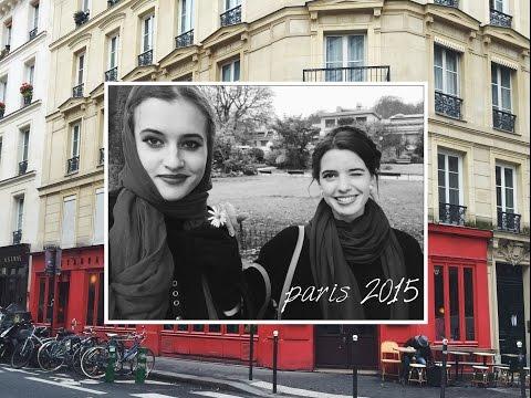 ФРАНЦИЯ: Осень в Париже ЧАСТЬ 1