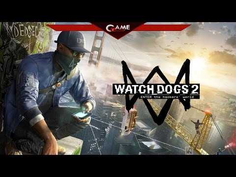 Обзор игры Watch Dogs 2 хакеры хипстеры