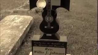 Blind Willie Johnson Dark Was The Night Cold Was The Ground