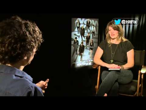 Now You See Me - Jesse Eisenberg Interview