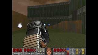 Final Doom graphics mod Weapons comparison.