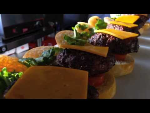 The Kooper's Chowhound Burger Wagon - Baltimore Street Food & Food Truck - MobileCravings.com