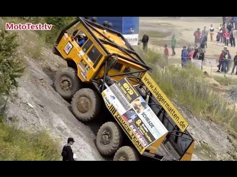 8x8  tatra truck is off-road king