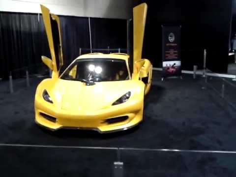 Htt Plethore LC-750 – 2012 Calgary International Auto show