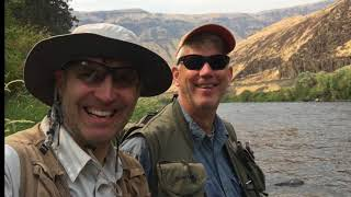 20170917 Fly Fishing Below Roza Dam on Yakima River