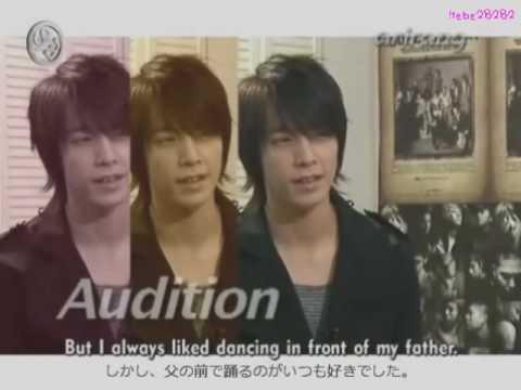 Super Junior * Donghae Monologue / ��{�ꎚ�� + eng sub