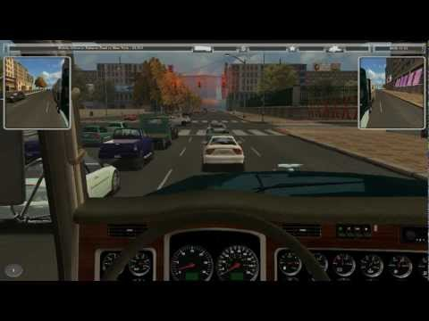 18 Wheels of Steel: American Long Haul - HD Gameplay - www.svetsim.funsite.cz