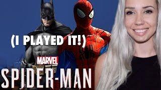 SPIDERMAN PS4: Will it Match the Batman Arkham Games?
