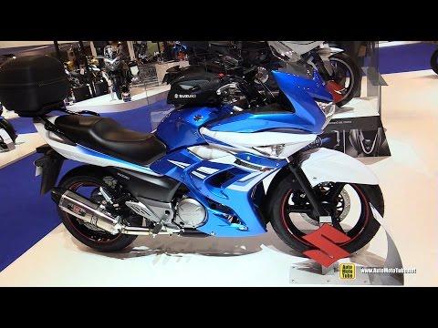 2015 Suzuki Inazuma 250 F - Walkaround - 2014 EICMA Milan Motorcycle Exhibition