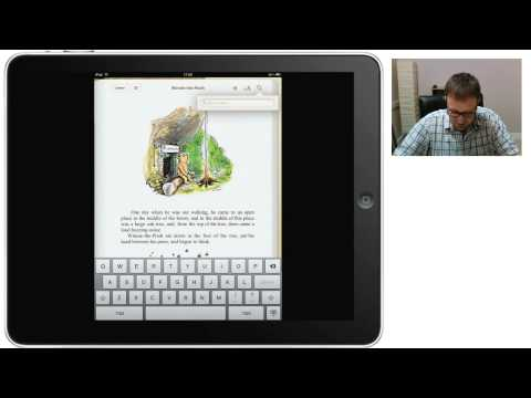iBooks on the iPad (1/2)