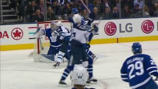 Ehlers fired up after he tips in 20th goal of the season