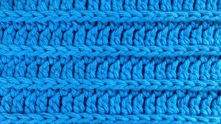 Crochet Knurl Stitch : crochet royal ridge stitches free dishcloth pattern maggie s crochet