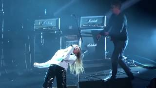 Miley Cyrus (w/Temple of the Dog) - Say Hello to Heaven @ The Forum 01.16.19 (Chris Cornell Tribute)