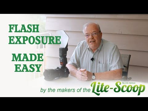 Flash exposure made easy