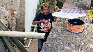 Menor do Relo Pegou Pipa Voada na Polícia