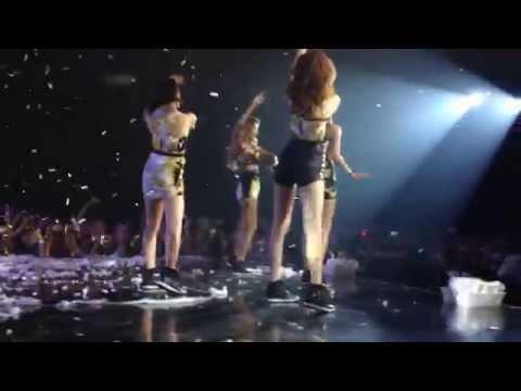 Wonder Girls - Nobody (Encore) @ WONDER GIRLS FAN PARTY IN BANGKOK : TRICK&GREET 151031