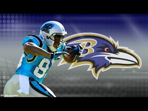 Torrey Smith And Steve Smith Ravens Sign Steve Smith to