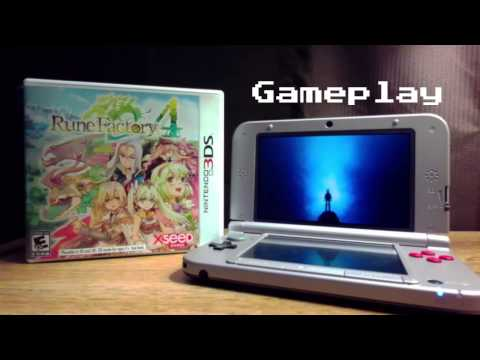 Rune Factory 4: Review