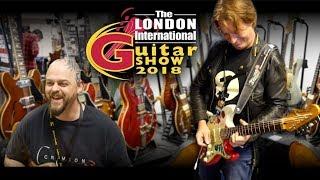 The London International Guitar Show 2018