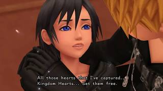 The most emotional Kingdom Hearts moment (turbo emotional) *try not to cry challenge*