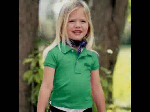 Polo Ralph Lauren, Child Models Video