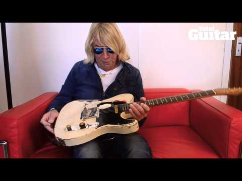 Me And My Guitar interview with Status Quo's Francis Rossi and Rick Parfitt