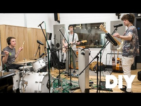 Crushed Beaks - Overgrown (DIY Session)