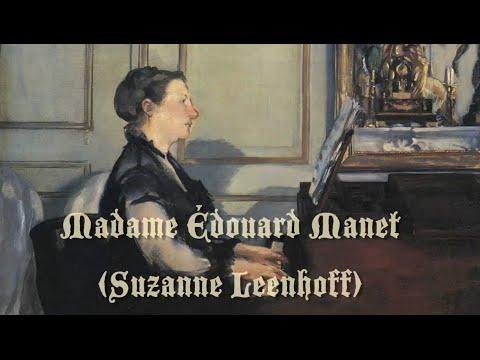 MADAME ÉDOUARD MANET  concert program - Paula Bär-Giese soprano & pianist