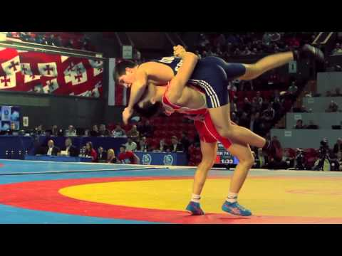 Fila Greco-Roman & Freestyle Wrestling Highlights Image 1