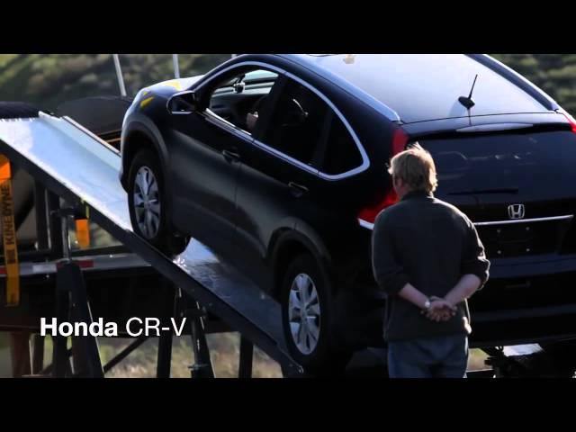 2014 Subaru Forester Vs Honda CRV, Ford Escape, Mazda CX-5 ...