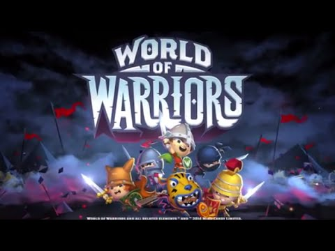 World of Warriors trailer for ios