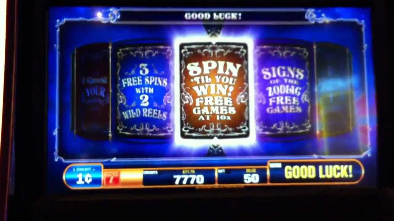 10x slots free