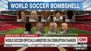World Soccer Bombshell: Several FIFA Officials Arrested In Raid To Face Corruption Charges