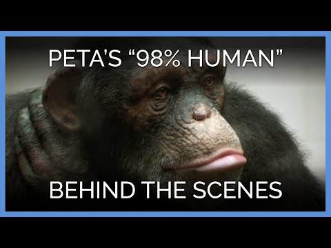 The Making of 98% Human - PETA and BBDO - Official Video